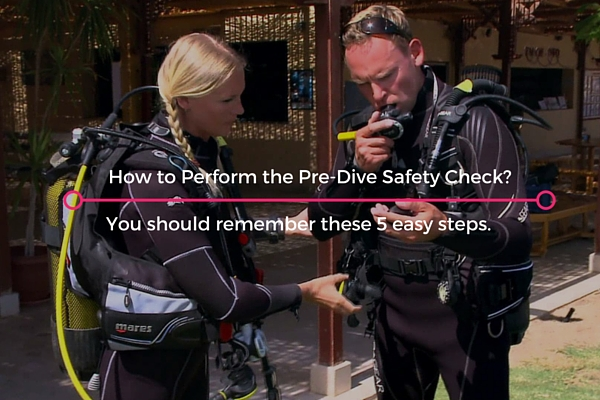 Pre-dive_safety_check