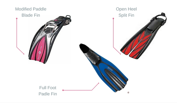 Here's How You Should Choose the Fins That Fit Your Diving ...