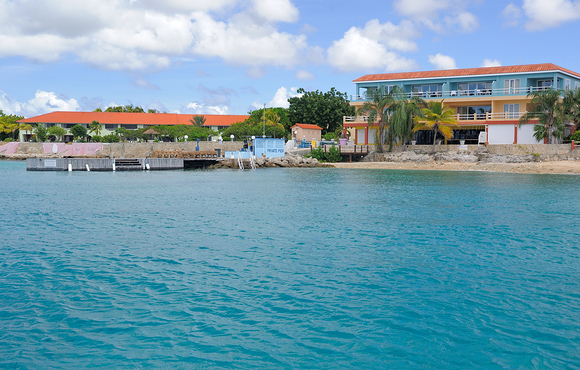 Bonaire dive and adventure appartments