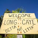 Welcome to Long Caye
