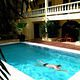 garden pool st eustatius old gin house