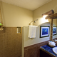 blue angel dive resort bathroom