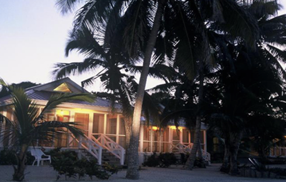 beach cabins belize