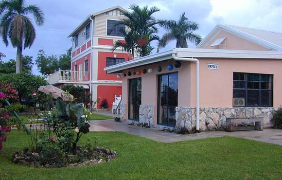 main Building Orange Hill Nassau bahamas