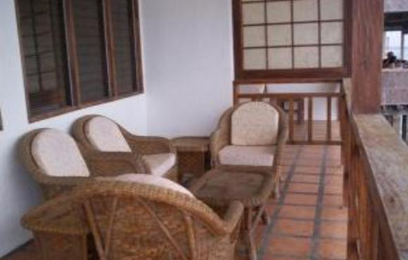 terrace Savedra Beach Bungalows