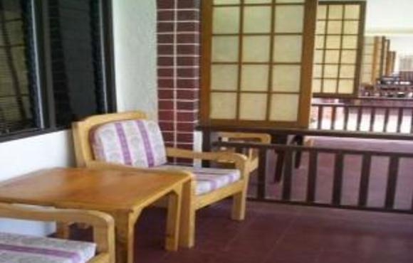 Savedra Beach Bungalows balcony