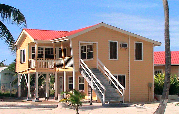 south water caye belize accommodation