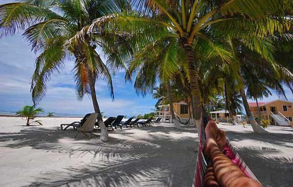 hammock south water caye