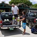 dive and drive bonaire