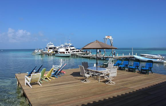dive dock belize