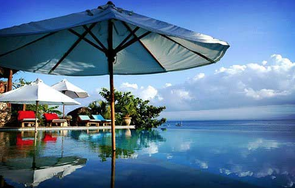 bali resort pool