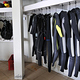 scuba gear locker room