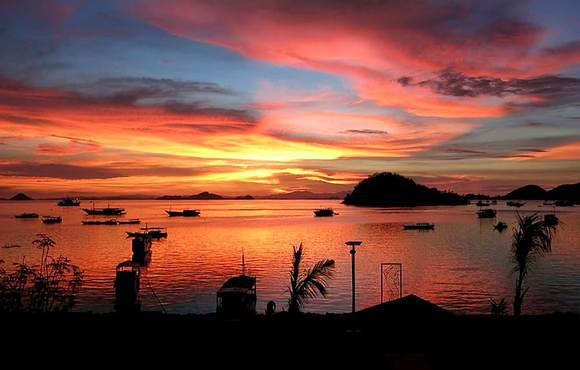 sunset_komodo