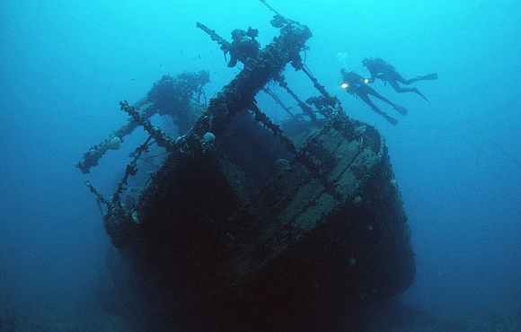 Dunraven_wreck