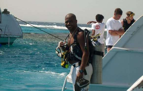 Scuba dive Hurghada with New Son Bijou Diving Center