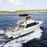 Curacao Dive Boat