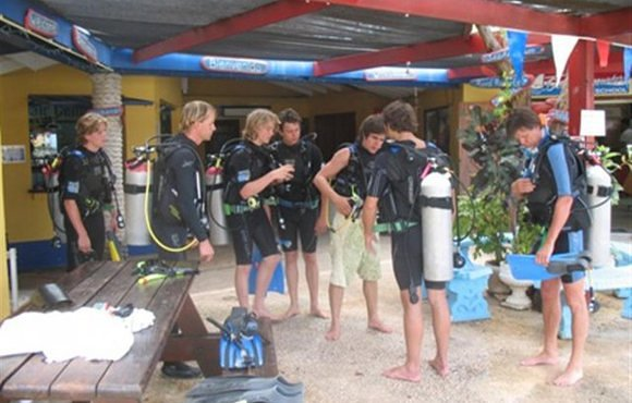 dive curacao