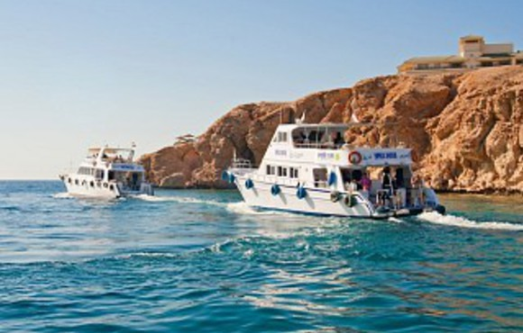 Dive Boat sharm