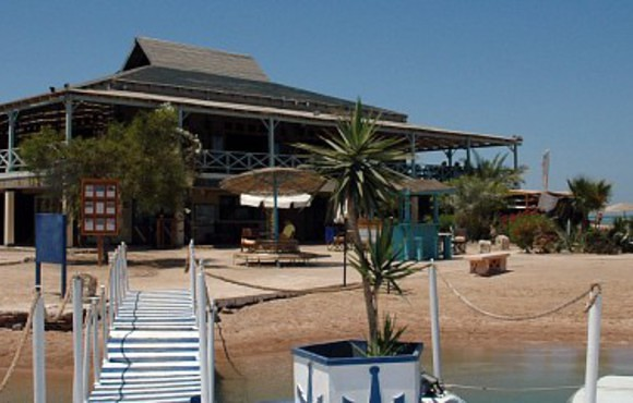 El Gouna dive center