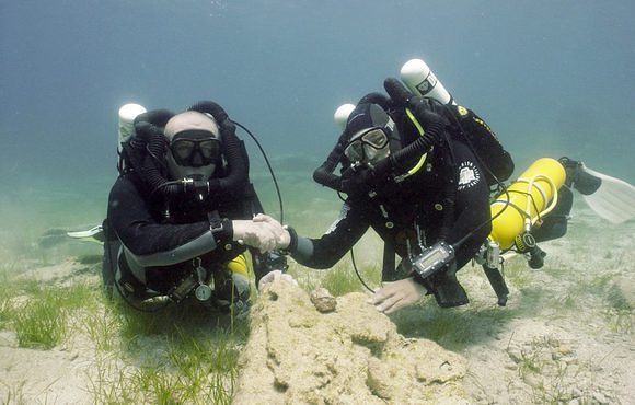 rebreather diving cyprus