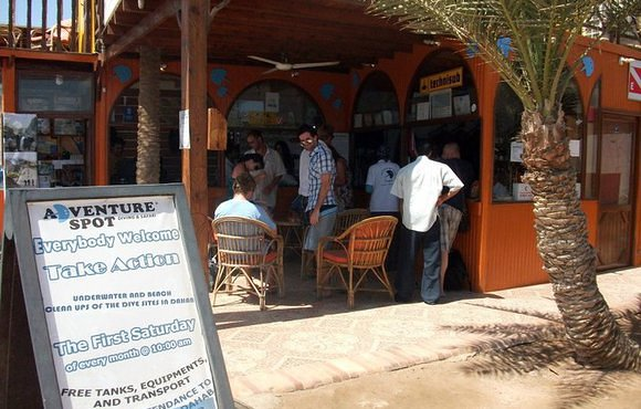 Dahab dive center