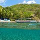 Dive Boat St. Lucia