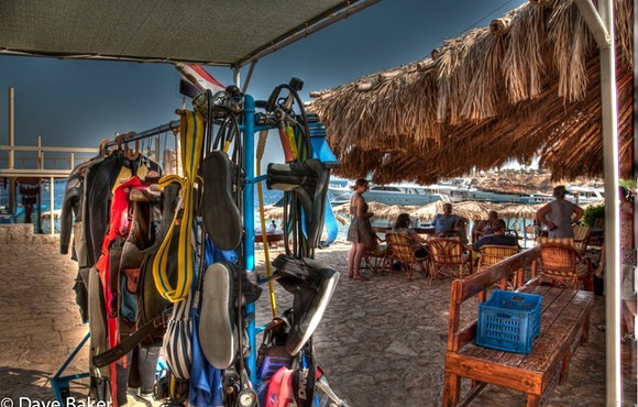 Dive Equipment, Sharm El Sheikh, Umbi Dive Village
