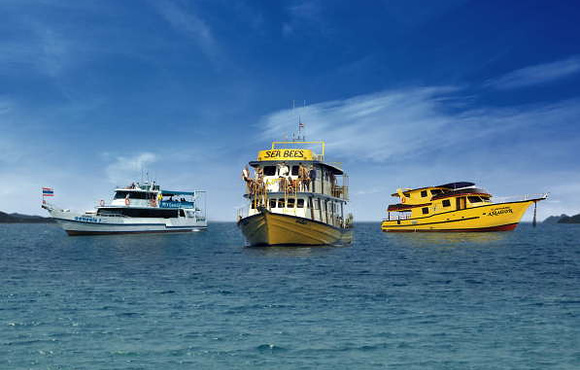 Sea bees phuket fleet