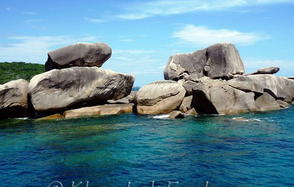 Dive similan islands