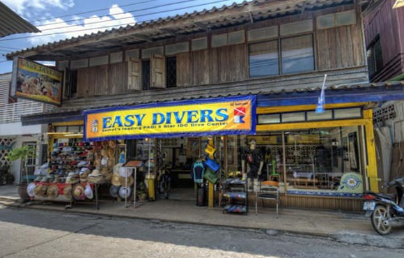 Easy divers Koh Samui