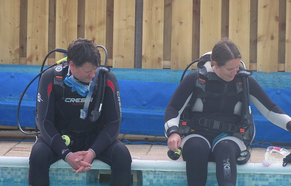 Scuba lessons cornwall