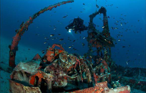 beaufighter wreck malta