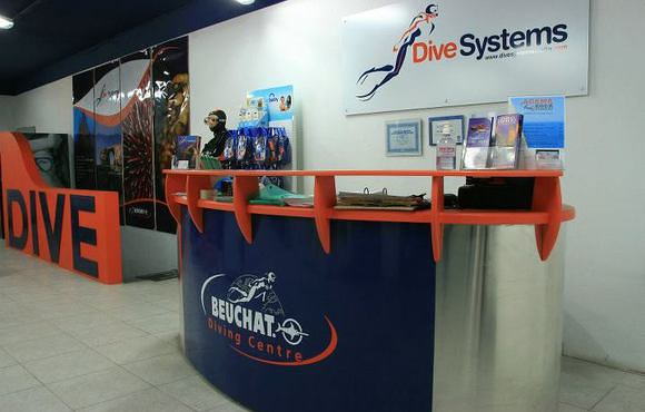 reception dive systems