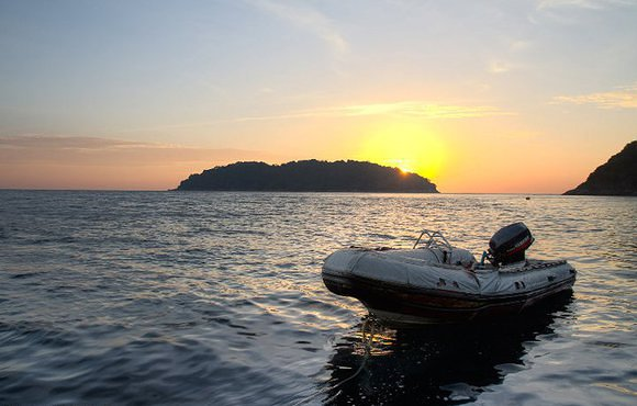 Sunset Similan
