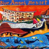 logo blue angel resort