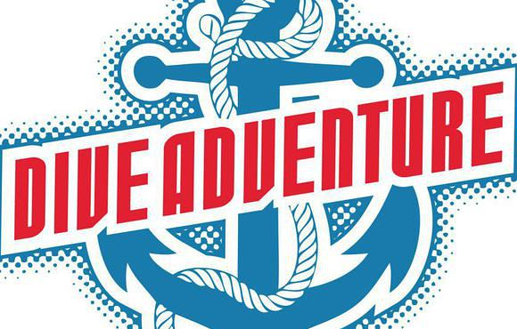 logo the dive adventure