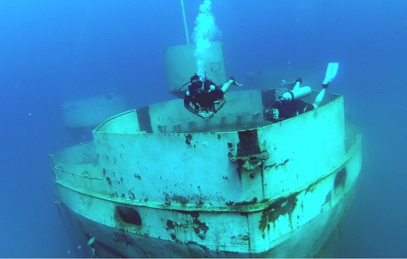 wreck the dive adventure