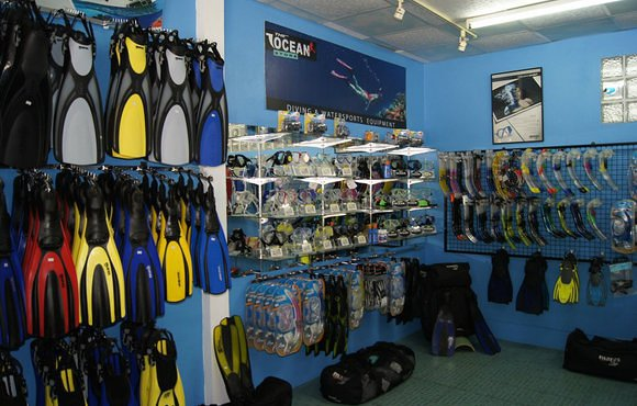 Dive shop similan diving safaris