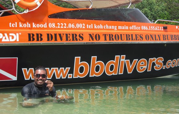 Speed dive boat kok kood