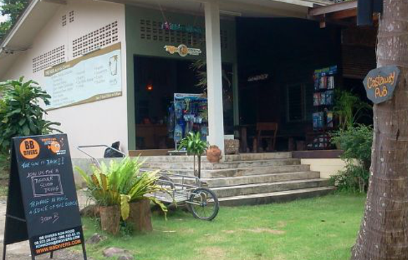Dive center Kok Kood