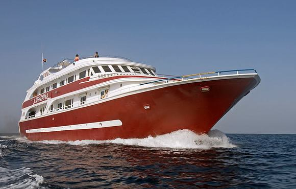 Liveaboard vessel M/Y Cassiopeia