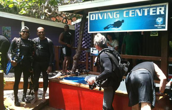 TGI Diving Roatan