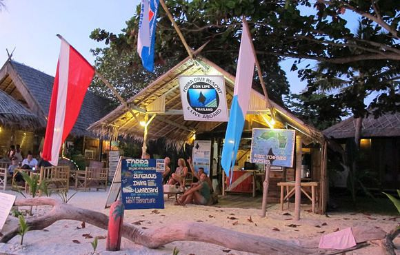 scuba dive resort Koh Lipe