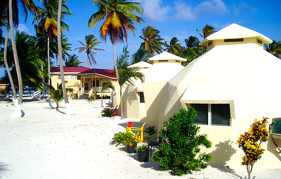 belize igloo cabins