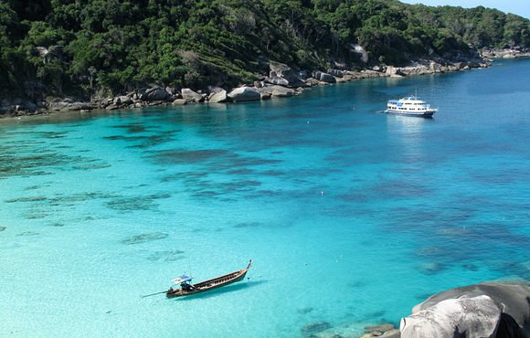Donald duck bay Similan