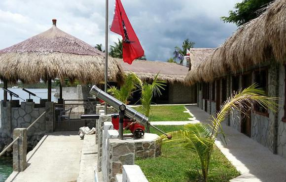 canon tropico dive resort
