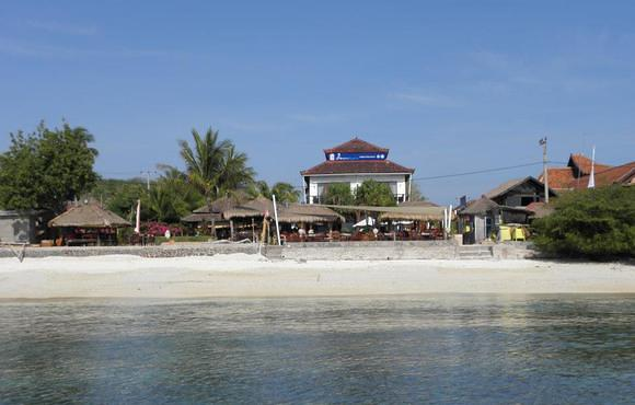 view_dream_divers_Gili_Trawangan