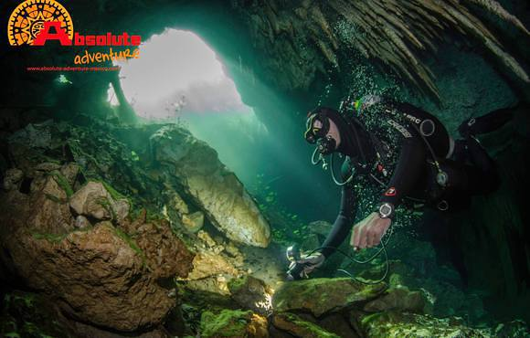 cavern_dive_playa_del_carmen