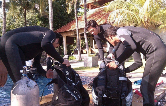 dive_equipment_set_up