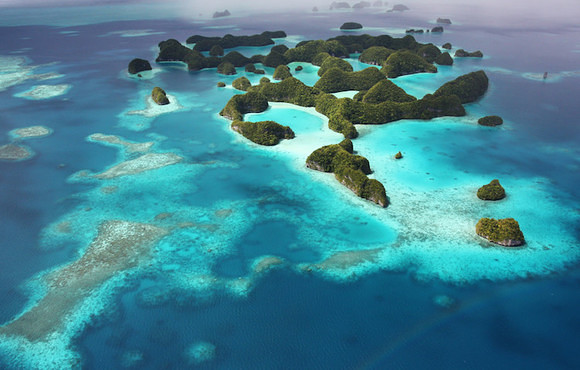palau-rock-islands